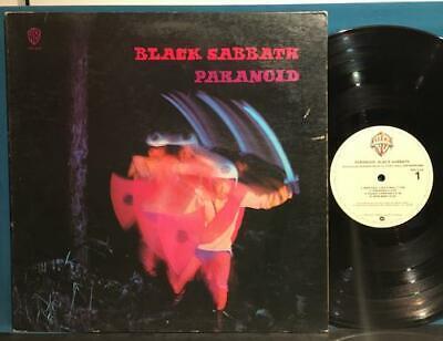 BLACK SABBATH PARANOID LP~RARE QUIEX AUDIOPHILE LP~OZZY~WAR PIGS~IRON MAN