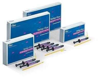 Kerr Vertise Flow Refill A2 Dental Self Adhering Flowable Composite