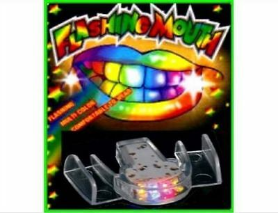 12 PCS LED Flashing Mouth Multi-Color Favors Glow Blinking Rave Nightclub Party](Glow Party Favors)