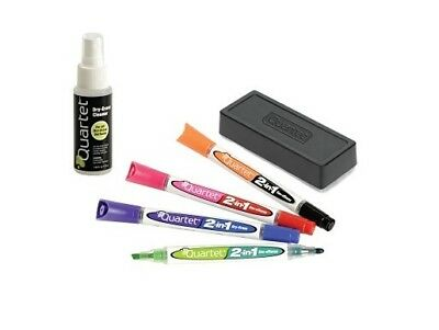 Quartet Dry-erase Marker Kit Low Odor Non-toxic Fabulous Home School Product