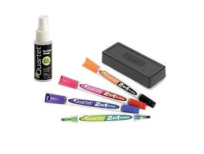 Quartet Dry-erase Marker Kit Low Odor Non-toxic