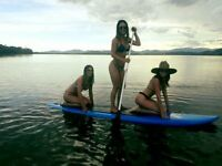"""Stand UP Paddle Board Soft 10'10"""" Brand Pipeline Softboards"""