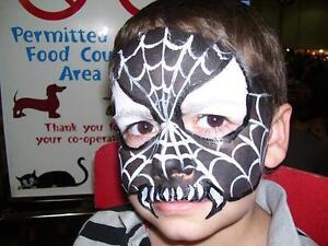 Face Painting, Balloon Twisting, Airbrushing, Temp Tattoos Peterborough Peterborough Area image 3
