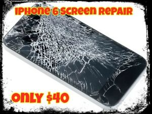 iPhone & Samsung Repairs FROM $40 **Best Prices in GTA