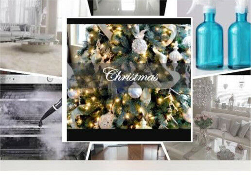 CHRISTMAS DEEP CLEANS