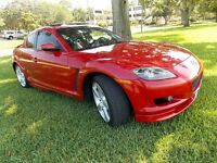 2004 Mazda RX-8 Coupe (2 door)