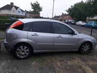 Ford focus 04 plate ono