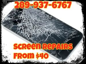 iPhone 6 Screen Repairs ONLY $40 ** Best Prices in GTA