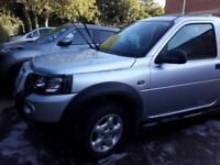 Land rover Freelander good condition new clutch, Drives nice selling due to upgrade