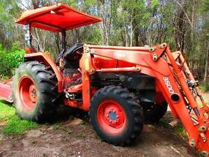 KUBOTA TRACTOR FOR SALE Burbank Brisbane South East Preview