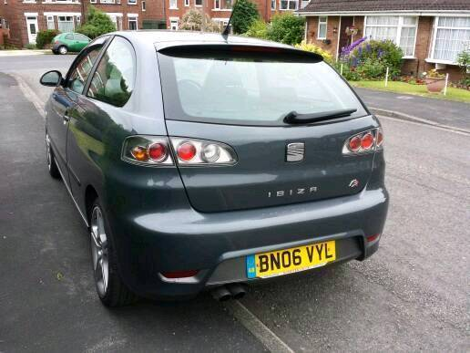 seat ibiza fr 2006 1 9 tdi in york north yorkshire gumtree. Black Bedroom Furniture Sets. Home Design Ideas