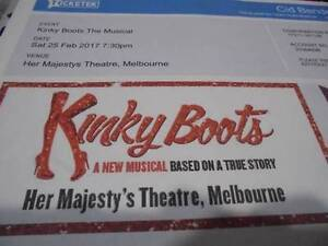 KINKY BOOTS THE MUSICAL Blackheath Blue Mountains Preview