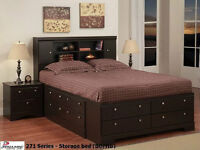 QUEEN STORAGE BED ONLY $799 !!!  WEEKEND SPECIAL!!!