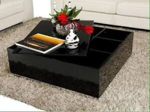 Black coffee Table Padstow Heights Bankstown Area Preview