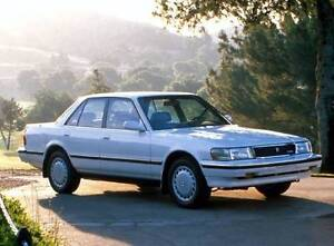 Toyota Cressida 1988 GLX – Wrecking Most Parts but no Engine Greenwood Joondalup Area Preview