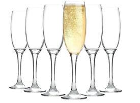 CN-E71 - Argon Champagne Flutes