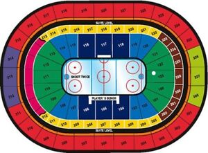 Buffalo Sabres Hard Tickets - Great Seats! See ad 4 prices&pics