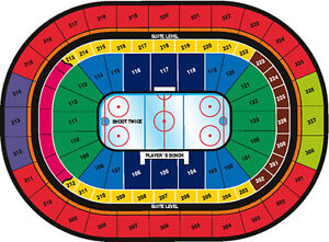 Buffalo Sabres tickets for sale! (12th row, Aisle seats) Sec.120