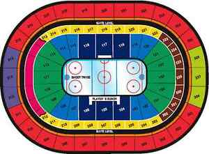 Minnesota wild in Buffalo on Thursday Oct 27th