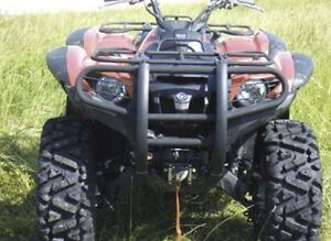 Yamaha Grizzly 700 & Grizzly 550 Fender Flares / Over Fenders
