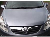 Vauxhall Corsa 1.2 petrol manual