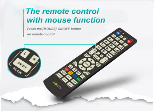 New Remote Control KHP 8832 8837 8856 8866 8816 lemon android KTV karaoke player
