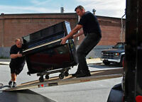 AFFORDABLE PIANO MOVERS!