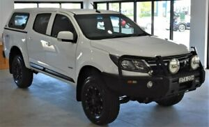 2017 Holden Colorado RG MY17 LS Crew Cab White 6 Speed Sports Automatic Cab Chassis Port Macquarie Port Macquarie City Preview