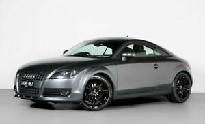 2008 Audi TT 8J S Tronic Grey 6 Speed Sports Automatic Dual Clutch Coupe