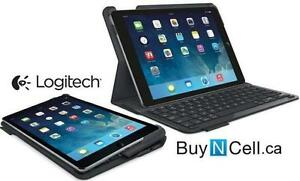 BRAND NEW LOGITECH KEYBOARD FOR iPAD AIR 1 + $119 AT APPLE