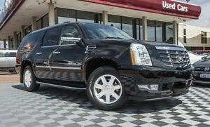 2013 Cadillac Escalade Black Sports Automatic Wagon Alfred Cove Melville Area Preview