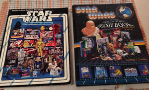 Star Wars and Star Trek Reference / Art Guide Books 5 Different
