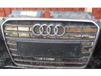 2013 onwards Audi A3 8v front bumper grill