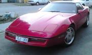 89 Chevrolet Targa Top Corvette   Moorabbin Kingston Area Preview