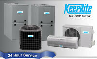 Heating and Air conditioning repair and installation