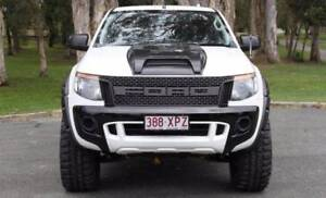 2013 Ford Ranger Ute 4x4 3.2 TURBO DIESEL REGO RWC, WARRANTY