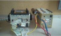 Ssd solution chemicals and machine for black money cleaning