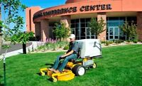 Summer Lawn Maintenance Personnel Required
