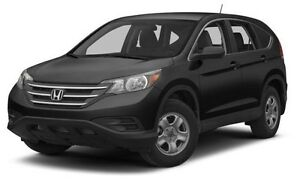 2013 Honda CR-V LX One owner vehicle, Originally purchased at...