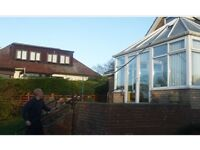 Conservatory roof cleaning in Handforth, Wilmslow and Alderley Edge
