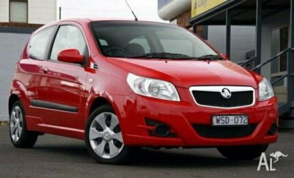 2006 Holden Barina TK 4 Speed Automatic Hatchback Prospect Prospect Area Preview