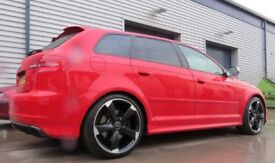 Audi rs3 wingback bucket seats 12 months mot FSH immaculate