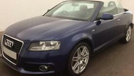 Audi A3 Cabriolet FROM £67 PER WEEK!