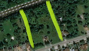 Scarborough Land; One Acre Lot for Residential build