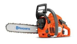 HUSQVARNA 543XP BLOWOUT PRICE ON REMAINING INVENTORY