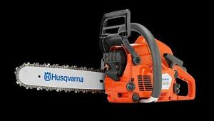 New Husqvarna 543XP Scratch N Dent SALE! Save $100 Rare Sale on Professional Saw