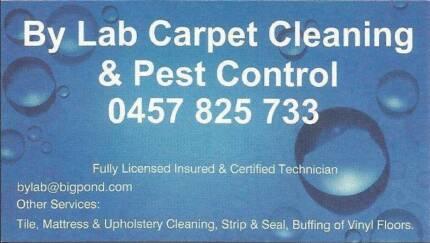 Carpet Cleaning & Pest Control Caloundra Caloundra Area Preview
