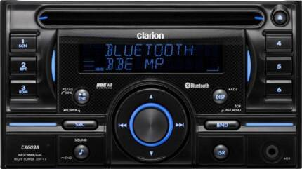 Clarion CX609A: 2-DIN Bluetooth CD USB MP3 WMA AAC Player Cowaramup Margaret River Area Preview