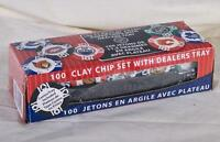 "Jetons Poker ""NHL"" Poker chips"