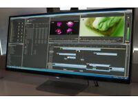 LG 21:9 UltraWide Monitor